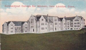 Miniature Postcard, Connecticut College for Women, New London, Connecticut, 0...