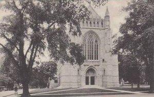 New Jersey Princeton The Chapel Princeton University Albatype