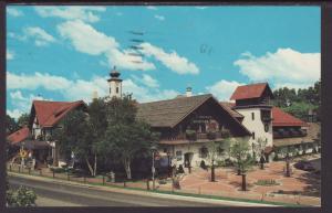 Frankenmuth Bavarian Inn,Frankenmuth,MI Postcard BIN