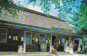 Miner Grant's General Store Old Sturbridge Virginia