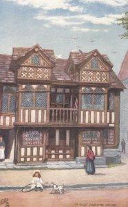 PRESTBURY , England , 1900-10s ; Ye Olde Priests House ; TUCK 9070