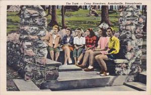 The Tryst Camp Nawakwa Arendtsville Pennsylvania 1942