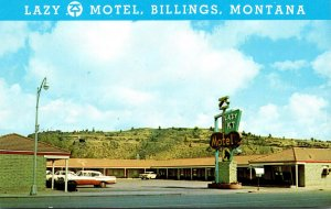 Montana Billings The Lazy K-T Motel