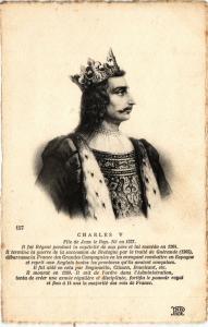 CPA Charles V Royalty Nobelty (315218)