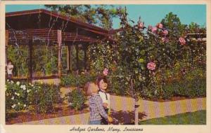 Louisiana Many Hodges Gardens 1968