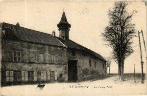 CPA Le BOURGET La Ferme Nolle (569489)