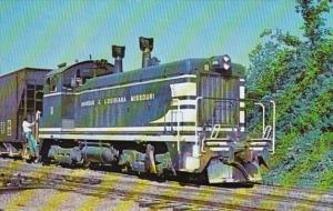 Arkansas & Louisiana Missouri Railway Locomotive #11