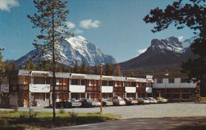Canada Mountaineer Motel Lake Louise Alberta
