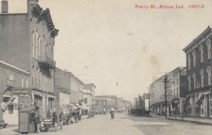 ATTICA , Indiana , 00-10s; Perry Street
