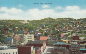 CENTRAL CITY , Colorado, 1930-40s