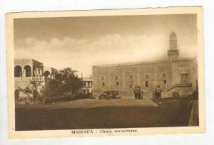 MASSAUA, Eritrea, 1910-20s, Chiesa mussulmana