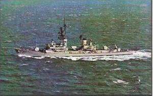 USS CONYNGHAM DDG-17