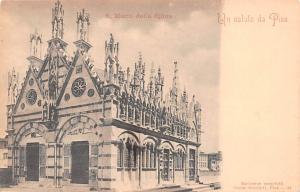 Italy Old Vintage Antique Post Card S Marin della Spina Unused