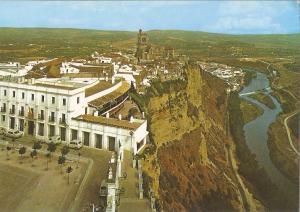 Postal 049569 : Arcos de la Frontera (Cadiz). Plaza de Espa? y Corte de la Pe?