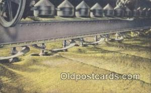 Barley Kilns, Budweiser St. Louis, MO, USA Postcard Post Cards Old Vintage An...