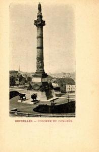 Belgium - Brussells. Congressional Column