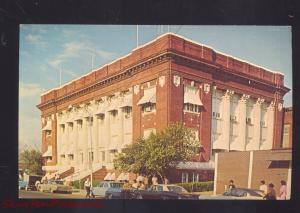 HELENA ARKANSAS PHILLIPS COUNTY COURT HOUSE 1960's CARS VINTAGE POSTCARD
