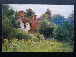 Hampshire New Forest THE MILL HOUSE AT BROCKENHURST W.Tyndale c1904 Postcard