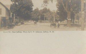 RP; EAST JAFFREY , New Hampshire , 1901-07 ; Main Street