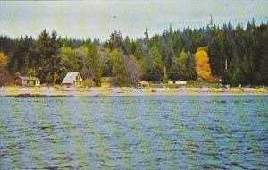 Canada Camp Olave Wilson Creek British Columbia