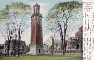 Rhode Island Providence Carrie Tower Brown University 1906