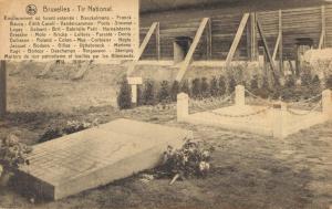 Belgium Bruxelles Tir National 1914 1918 WW1 02.16