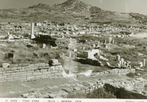 Greece - Athens, General View   *RPPC