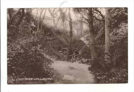 RP Ecclesbourne Glen,Hastings, UK, 00-10s