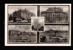 046382 SLOVAKIA Bratislava Vintage collage photo PC