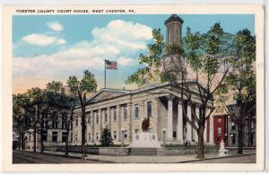 Court House, West Chester PA
