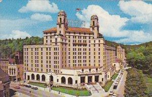 Arlington Hotel Hot Springs Arkansas