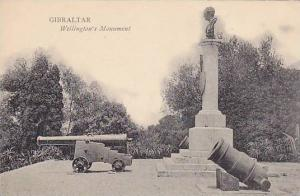 Wellington's Monument,Gibraltar,  00-10s