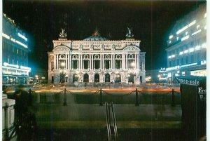 Buy Postcard Paris Opera at Night France