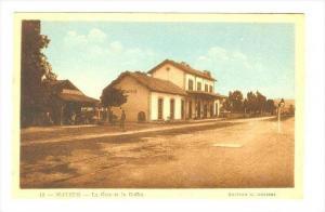 Mateur, Tunsia, 1910s   Le Gare et le Buffet