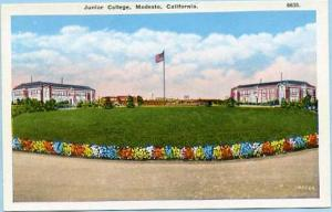 CA - Modesto. Junior College