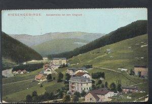 Czech Republic Postcard - Riesengebirge - Spindelmuhle Mit Dem Elbgrund T9309