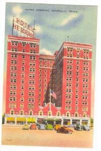 Hotel Herring, Amarillo, Texas, PU-1951