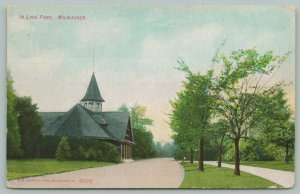 Milwaukee Wisconsin~View of Lake Park~With Love From Your Brother~c1908 Postcard