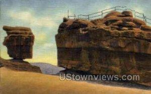 Steamboat Rocks - Colorado Springs , Colorado CO