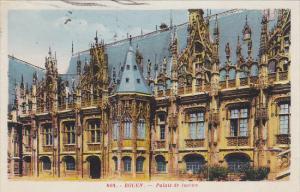 France Rennes Palais de Justice 1936