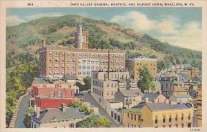 West Virginia Wheeling Ohio Valley General Hospital And Nurese Home