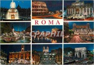 Postcard Modern Roma