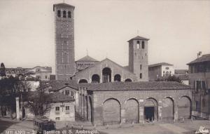 RP, Basilica Di S. Ambrogio, Milano (Lombardy), Italy, 1920-1940s