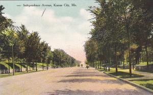 Missouri Kansas City Independence Avenue