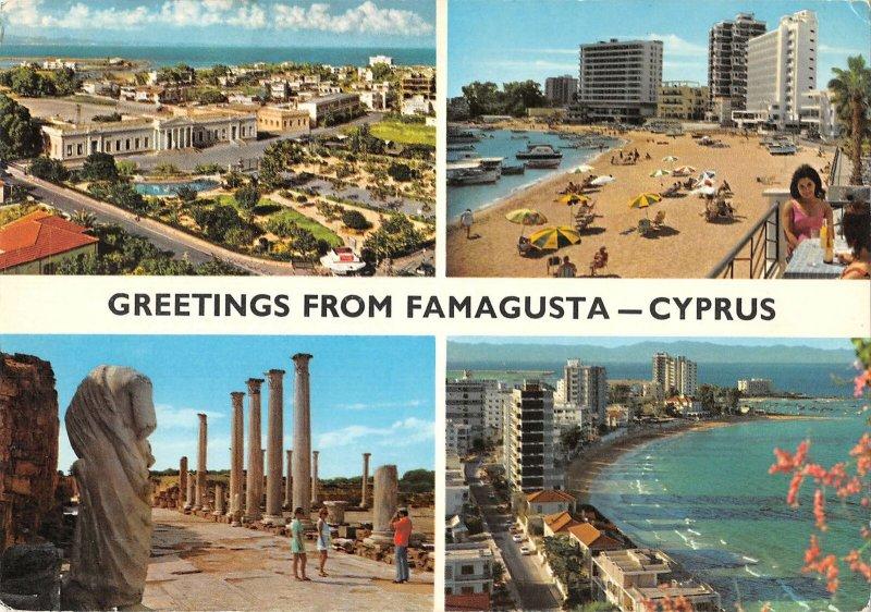 B108931 Cyprus Famagusta Modern Famagusta Panorama Hotel