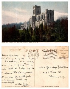 The Chapel, U.S. Military Academy, West Point, New York