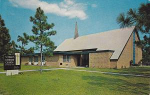 Exterior,  St. Philip's Lutheran Church,  Myrtle Beach,  South Carolina,   40...