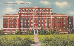 Michigan Lansing St Lawrence Hospital