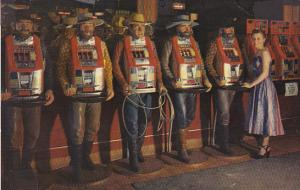Slot Machines In Nevada One Armed Bandits