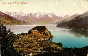 CPA Bellagio Lago di Como . ITALY (540785)